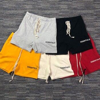 mens running shorts streetwear fashion mens sweat shorts