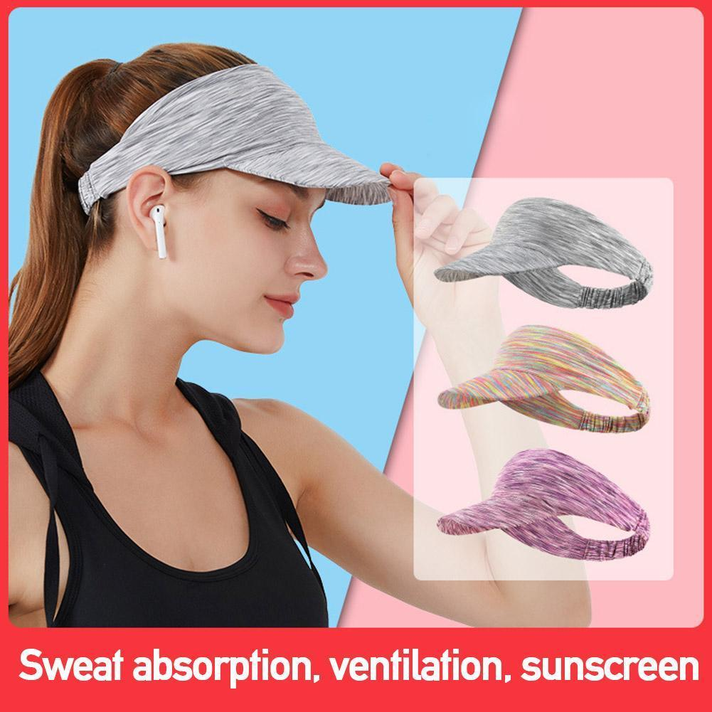 Sports head with an empty top hat in summer outdoor sunshade, cap running, anti-sweat breathable play ball, sunscreen, cycl X3D9