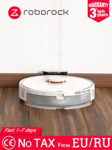 Roborock Vacuum-Cleaner Carpet Home Collector Electric-Mop-Upgrade Smart-Sweeping-Cleaning
