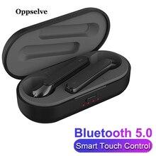 Oppselve TWS L8 Wireless Earphone With Bluetooth Headset Earphone True Wireless Earbud