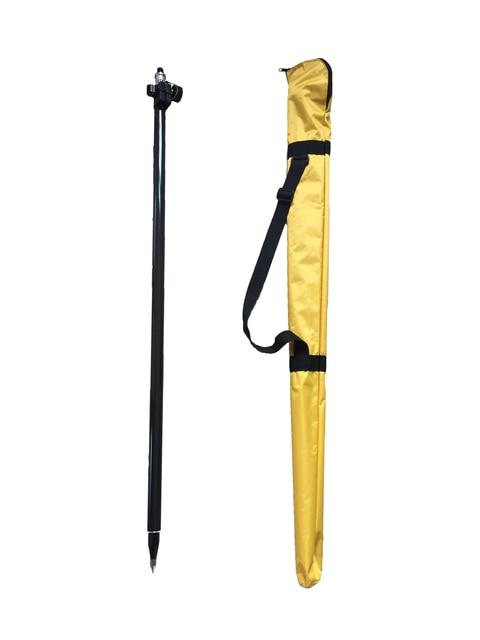 "GPS PoleปรับเทียบวงกลมSpiritระดับTelescopicดึงคาร์บอนไฟเบอร์Rod 5/8 ""× 11สำหรับProfessional Survey GNSSสีโอ๊ค"