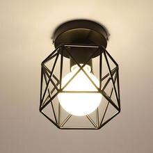 Потолочные светильники Железный Проход потолочные минималистский