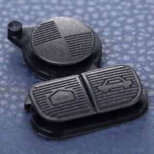 Image 5 - Carcasa de mando a distancia de coche de 3 botones de repuesto sin llave para BMW 3 5 7 Series E38 E39 E36 E46 Z3