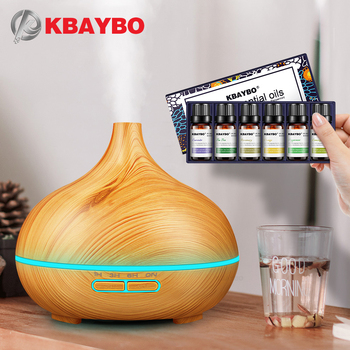 KBAYBO Air Humidifier Essential Oil dark wood Aromatherapy Air Purifier cool Mist Maker Natural Plant Pure Essential Oils Relax 3 4 6 9 12 15 grids wooden essential oil natural pine wood aromatherapy boxes 5 15ml for home decor handmade crafts