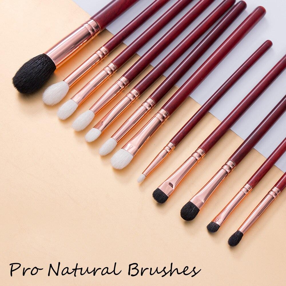 maquiagem vermelho fundação contorno destaque pro cabelo