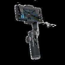 AOCHUAN Смарт XR ручной 3-осевой и портативный монопод с шарнирным замком для телефона стабилизатор Bluetooth для IOS и Android Samsung Huawei Xiaomi PK гладкой MOZA MINI ...