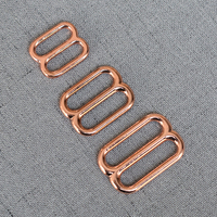 1 Teile/paket 15mm 20mm 25mm Metall Gürtel Schnalle Teller Slider Für Tasche Handtasche Haustier Hund Kragen Nähen kleidungsstück Gepäck Zubehör