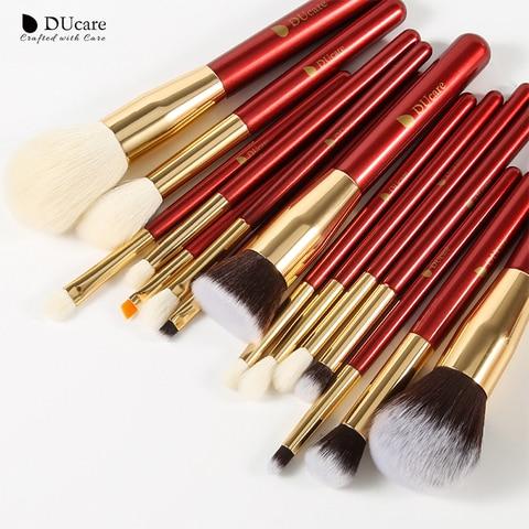 de maquiagem conjunto profissional beleza compoem escova