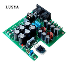 Lusya 3 stage Filtering 50W DC Linear Power Supply DC12V For Upgrade Audio Speaker Related Equipment  NAS CAS PC HiFi A8 009
