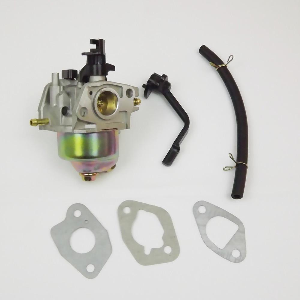 Carburador para equipo de potencia Champion 196CC 6.5HP ST168FD YF168F motor