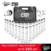 PROSTORMER – ensemble de 14 clés multi-outils, jeu de clés à cliquet, outil manuel, outil universel, outils de réparation de voiture