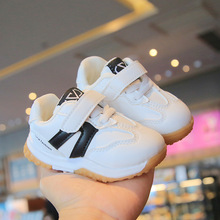 Sneakers Kids Baby Shoes Girls Little Shoes Fashion Infant Flats Shoes Boys Sports Tennis Shoes Toddler Casual Shoes 0-2Years