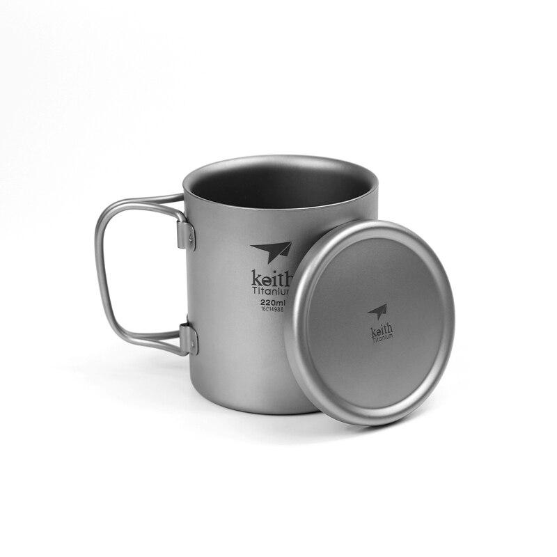 Кружка с двойной стенкой кофейная кружка теплоизоляция офисные кружки двойной кофе титановая чашка питьевое молоко путешествия кемпингов...