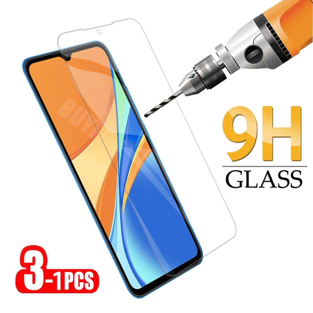 1-3 шт. закаленное стекло для Xiaomi redmi 9c 9a, Защитное стекло для экрана для redmi 9 c 9 a Φ 6,53 '', защитная пленка