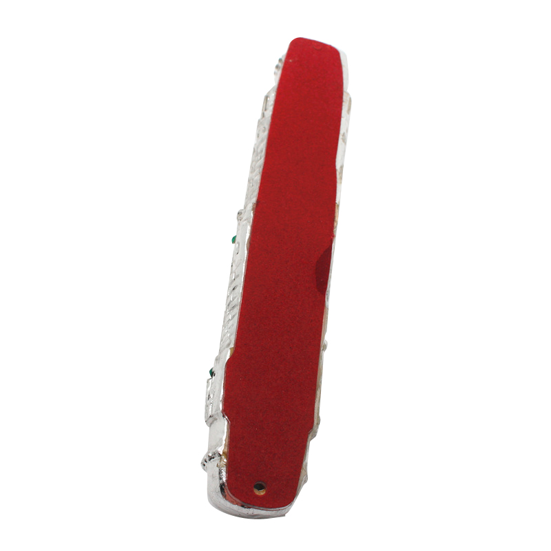 Image 3 - Religion Jewish Mezuzah Case Resin Material IsraelJewelry Findings & Components   -
