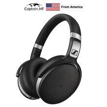 Нам капитан в HD 4.50 устройство Беспроводной наушники высокое качество звука NFC с Bluetooth 4.0 и aptX, наушники