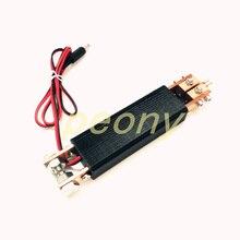 Встроенная ручка для точечной сварки 18650 портативный аккумулятор с автоматическим переключателем
