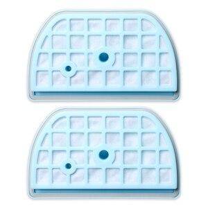 1/2/4 conjunto pré-motor filtros de substituição poeira malha filtros para lg adq73393603 vk70501n vk70502n aspirador de pó acessórios