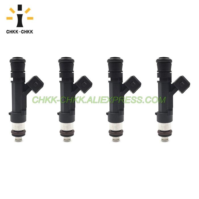 CHKK-CHKK 0280158502 fuel injector for LADA 110 (2110) / 111 (2111) 112 (2112) 1.5 1.6