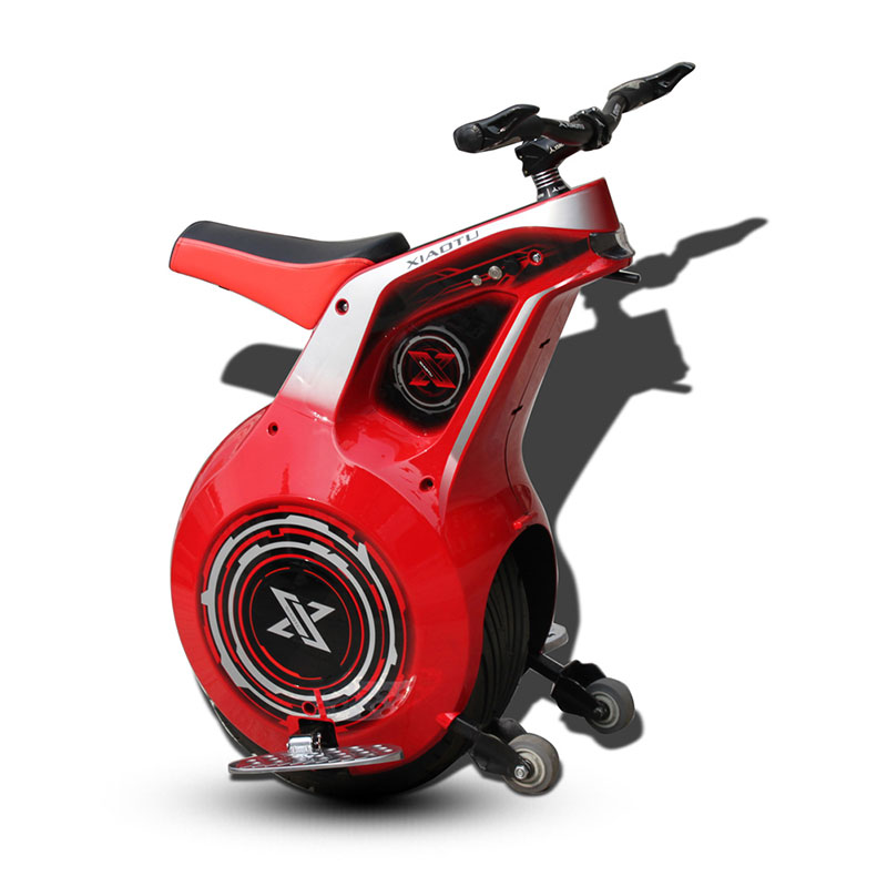 Powerful electric scooter unicycle bicycle balance scooter 19inch motorcycle 800W 60V electric unicycle scooter with Bluetooth s
