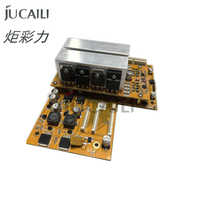 Jucaili Double head Board K model board for Epson DX5 printhead carriage board for X Roland ECO Solvent Printer