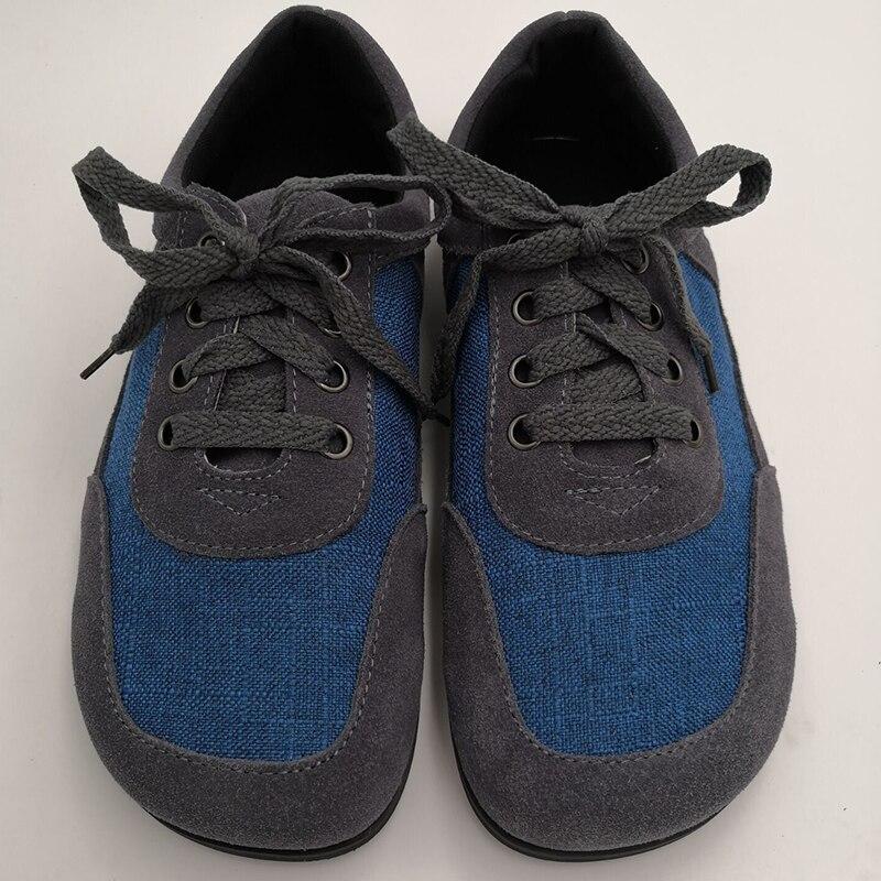 Tipsietoes Barefoot Bamboo Sneakers For Women - WIDE VERSION SIRSI VERZE