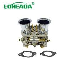 Карбюратор Carb, 2 бочка двигателя для WEBER 40 IDF, для баг Volkswagen Beetle Fiat