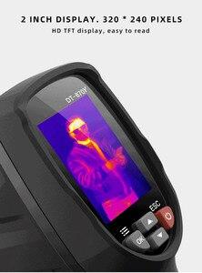 Image 3 - A BF DT 870Y الأشعة تحت الحمراء ميزان الحرارة لمسافات طويلة قياس درجة الحرارة السريعة 20MS التصوير أداة قياس درجة الحرارة