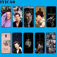 Singer Harry Styles Soft Silicone Case for oneplus