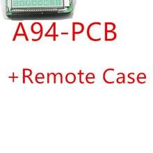 Key-Fob Car-Alarm-System Starline A94 Remote-Controller Chain/keychain LCD Two-Way
