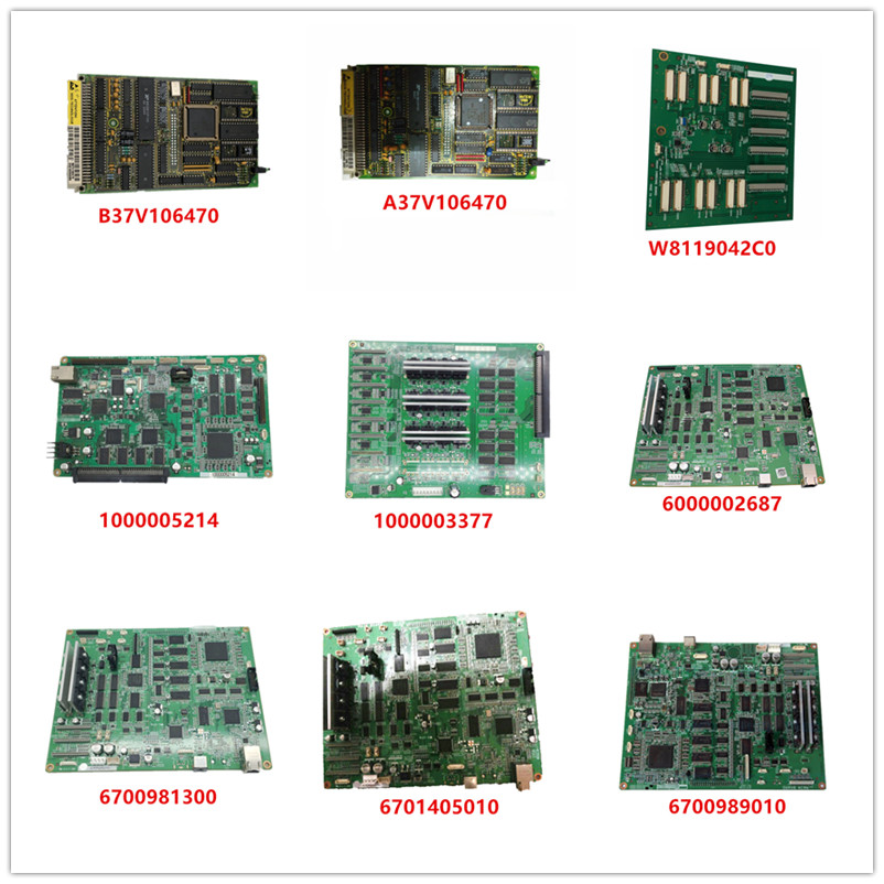 B37V106470| A37V106470| W8119042C0| 1000005214| 1000003377| 6000002687| 6700981300| 6701405010| 6700989010 Used Good Working