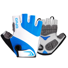 Gloves Woman Cycling Anti-Slip Half-Finger Breathable Hot-Sell