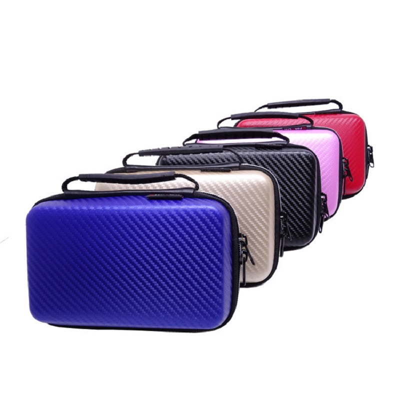 Power Bank Storage Carrying Case Bag for Nintendo Handheld Console Nintendo New 3DS XL  3DS XL NEW 3DSXL LL