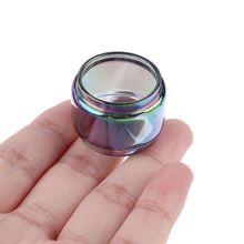 Regenboog Pyrex Glazen Buis Fatboy Glas Tank Vervanging Voor Ijust 3 Verstuiver Kit