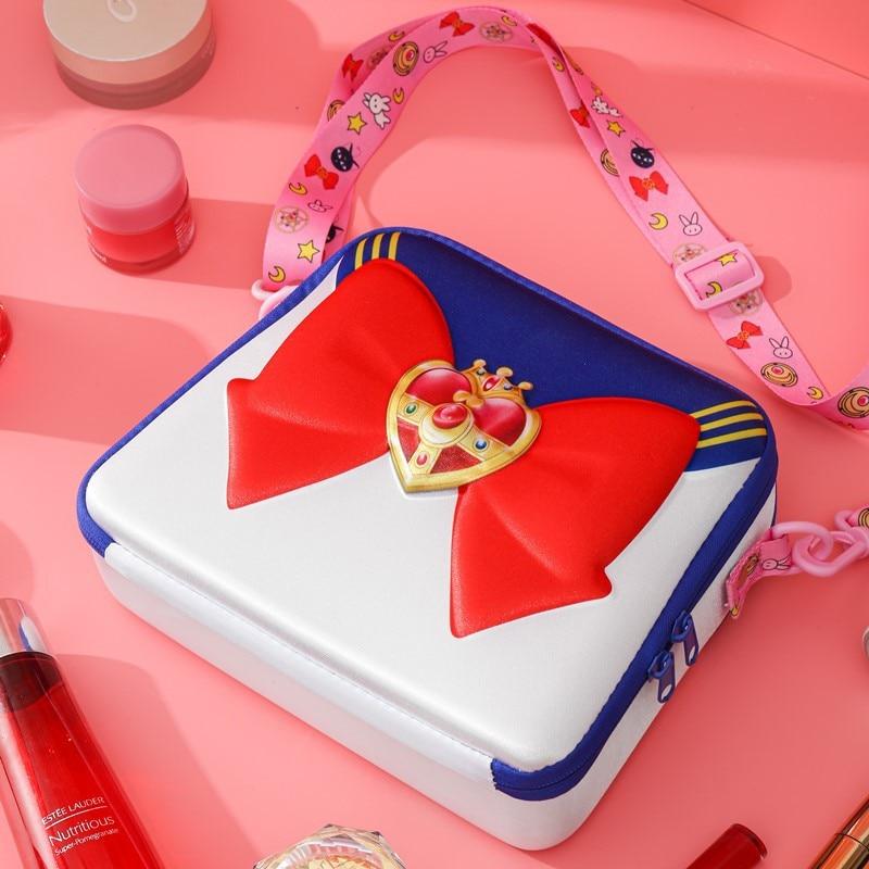 Sailor Moon Messenger Makeup/Storage Bag 1