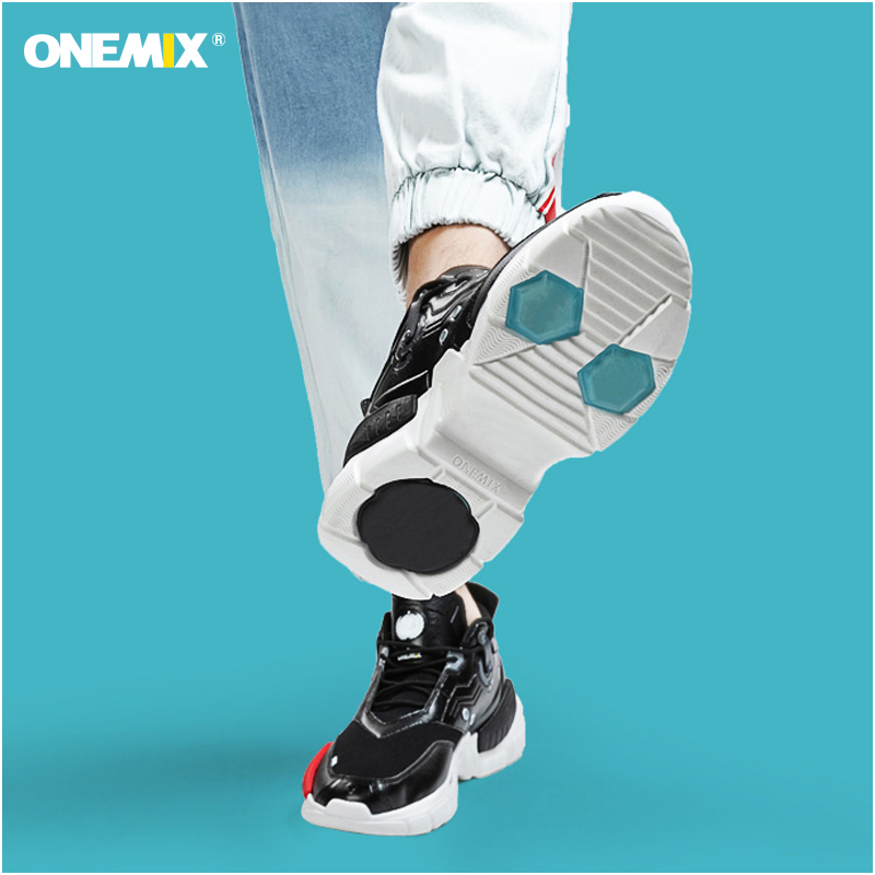 ONEMIX 270 Super Men Sneakers Technology Trend Damping Boy Basketball Sport Shoes Trainers Casual Running Shoes Jogging Sneakers