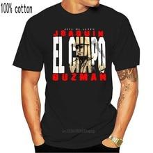 Jefe De Jefes-Camiseta De Joaquin Free El chamo Guzman, camisa Vintage De manga corta