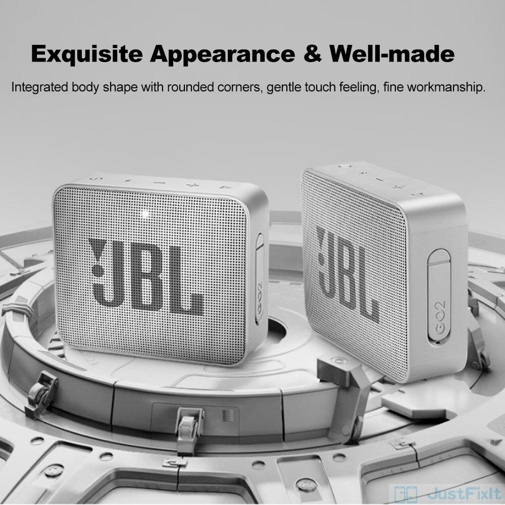 Jbl go2 alto-falante sem fio bluetooth ipx7