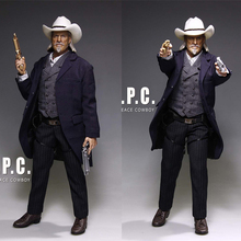 ART FIGURES AF-017 1/6 Underworld Police Film and TV Character Hell Cowboy Western Cowboy 12-inch Man Puppet