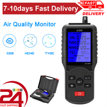 Tester Dioxide-Monitor Tvoc-Meter Gas-Detector CO2 Multifunctional Air-Quality Temperature-Humidity-Measuring-Device