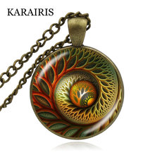 Женское винтажное ожерелье чокер karairis с цветком стеклянный