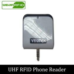 أوف رفيد قارئ المحمولة فيكيتيك VFR01 سماعة ثقب يمكن استخدامها لأخذ العينات التفتيش يده قارئ صغير الحجم الكاتب