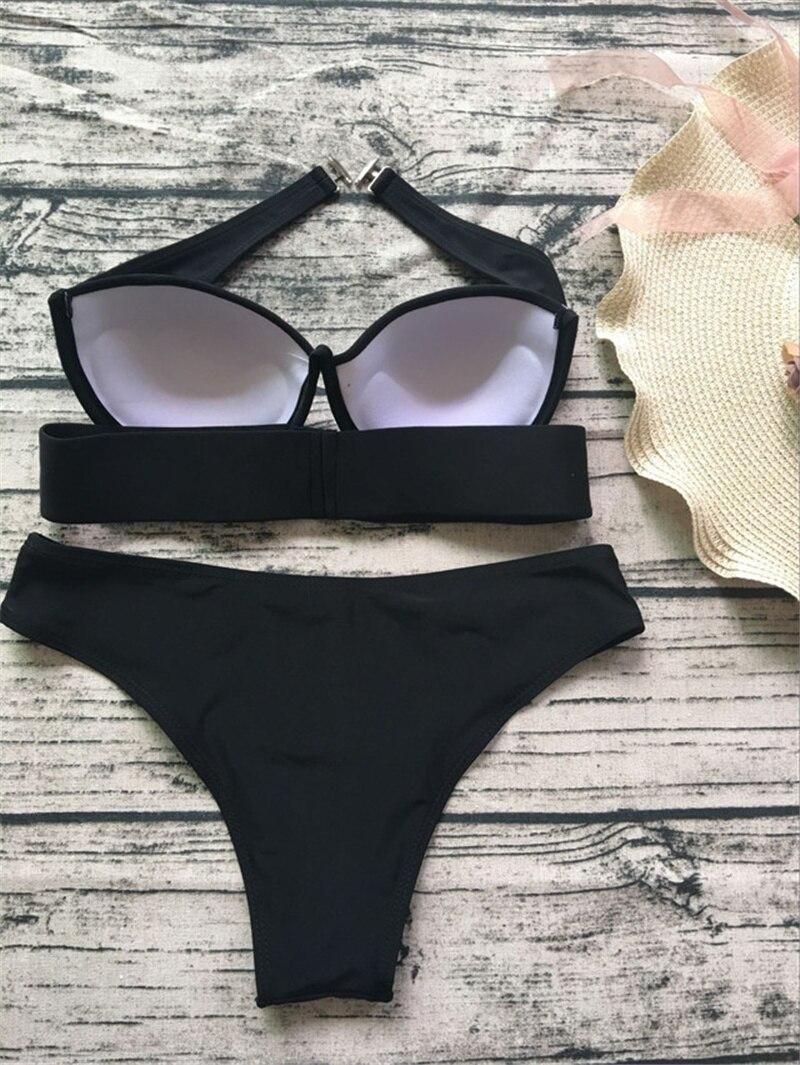 H4bed5f50c5924383b3a553269c8c6245Q Floral print bikinis 2018 new swimwear women swimsuit beach bathing suit maillot de bain femme biquini sexy brazilian bikini set