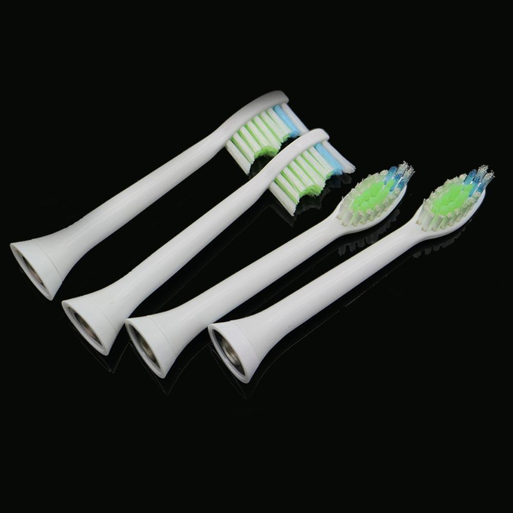 4Pc/lot TOOTH BRUSH HEADS For PHILIPS Sonicare FlexCare Diamond Clean HX6064 HX6930 HX9340 HX6950 HX6710 HX9140 HX6530 FREE SHIP