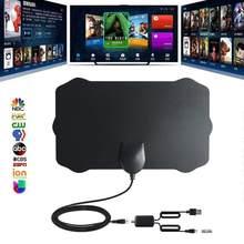 1080p Skywire 4K антенна цифровая-Внутренняя HD ТВ антенна сигнал 960 Mile Range антенна ТВ цифровая HD ТВ антенна без усилителя