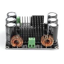 HW-717 de alta potência mono placa amplificador digital 1 canal tda8954th núcleo btl modo febre classes 420w