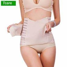 Tcare pas podtrzymujący brzuch pełny elastyczny segregator po dostawie dla kobiet na szczupłe wsparcie macierzyński brzuch talia brzuch trymer palnik