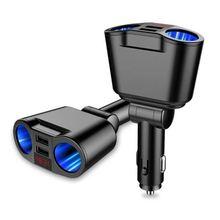 18 Вт Цифровой Дисплей автомобиля Зарядное устройство qc30 один