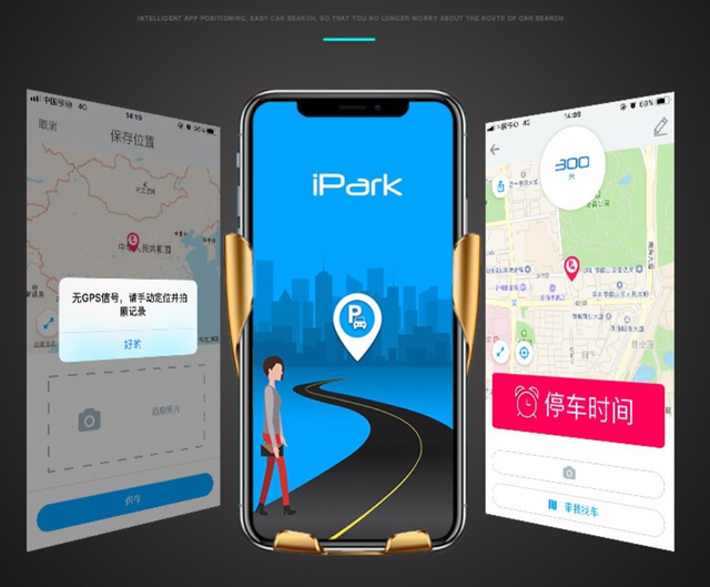 R2 Automatic Clamping 10W Car Wireless Charger for iPhone XS 11 Pro Samsung Xiaomi Infrared Sensor Car Phone Holder Charger Car Electronic & GPS Consumer Electronics Electronics