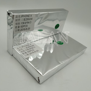 Image 5 - YMJ 250um OCA لاصق ل 5 6 6s 7 8 x xs ماكس xr 11 11pro ماكس LCD شاشة تعمل باللمس الزجاج الترقق إصلاح لا فقاعة